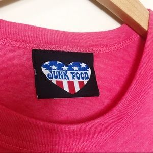Junk Food Clothing Tops - ✨SOLD✨